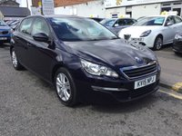 USED 2015 15 PEUGEOT 308 1.6 E-HDI ACTIVE 5d 114 BHP OUR  PRICE INCLUDES A 6 MONTH AA WARRANTY DEALER CARE EXTENDED GUARANTEE, 1 YEARS MOT AND A OIL & FILTERS SERVICE. 6 MONTHS FREE BREAKDOWN COVER.     CALL US NOW FOR MORE INFORMATION OR TO BOOK A TEST DRIVE ON 01315387070 !!