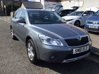 USED 2012 61 SKODA OCTAVIA 2.0 SCOUT TDI CR DSG 5d AUTO 140 BHP OUR  PRICE INCLUDES A 6 MONTH AA WARRANTY DEALER CARE EXTENDED GUARANTEE, 1 YEARS MOT AND A OIL & FILTERS SERVICE. 6 MONTHS FREE BREAKDOWN COVER.  GOOD SERVICE HISTORY     CALL US NOW FOR MORE INFORMATION OR TO BOOK A TEST DRIVE ON 01315387070 !!