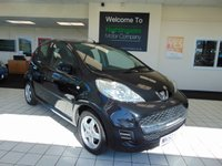 USED 2010 60 PEUGEOT 107 1.0 ALLURE 5d 68 BHP FULL SERVICE HISTORY + AIR CONDITIONING + HALF LEATHER TRIM + LOW CAR TAX (£20)+REAR PARKING SENSORS + ELECTRIC FRONT WINDOWS + ALLOYS + CD RADIO +