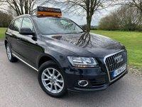 2014 AUDI Q5 2.0 TDI QUATTRO SE 5d 175 BHP £15250.00