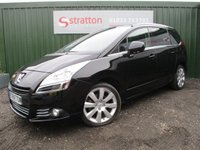 USED 2012 62 PEUGEOT 5008 2.0 HDI ALLURE 5d 150 BHP