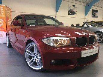 2012 BMW 1 SERIES 3.0 125I M SPORT 2d 215 BHP