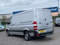USED 2010 10 MERCEDES-BENZ SPRINTER 2.1 213 CDI MWB AC LOW ROOF EURO 5 MWB LOW ROOF, AC, EURO 5, ONE OWNER, FULL DEALER HIST