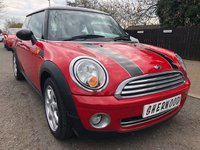 USED 2010 10 MINI HATCH COOPER 1.6 COOPER 3d 122 BHP