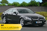 USED 2014 14 MERCEDES-BENZ CLS 250 CDI BlueEFF AMG Sport 7G Tronic Plus  FMBSH Comand NAV