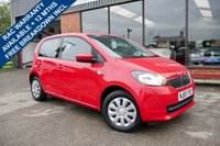 USED 2015 65 SKODA CITIGO 1.0 SE MPI 5d 59 BHP LOW MILES, LOW ROAD TAX AT ONLY £20 PER YEAR