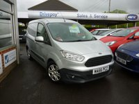 USED 2016 FORD TRANSIT COURIER TREND TDCI