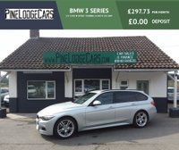 USED 2013 63 BMW 3 SERIES 2.0 320D M SPORT TOURING 5d AUTO 181 BHP FINANCE AND PART EXCHANGE WELCOME. 3 MONTHS WARRANTY. ALL CARS HAVE A YEAR MOT AND A FRESH SERVICE.
