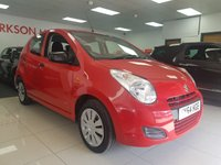 USED 2014 64 SUZUKI ALTO 1.0 SZ 5d+LOW INSURANCE+LOW MILES++ZERO ROAD TAX++