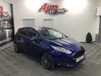 USED 2016 16 FORD FIESTA 1.5 STYLE ECONETIC TDCI 5d 94 BHP