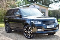 2015 LAND ROVER RANGE ROVER 5.0 V8 OVERFINCH AUTOBIOGRAPHY 5d AUTO 510 BHP £69995.00