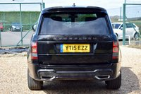 USED 2015 15 LAND ROVER RANGE ROVER 5.0 V8 OVERFINCH AUTOBIOGRAPHY 5d AUTO 510 BHP £165K NEW! 5.0 V8 SUPERCHARGED OVERFINCH WITH VARIABLE VALVE EXHAUST!