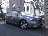 USED 2015 15 VOLVO V40 1.6 D2 SE 5d 113 BHP ****FINANCE ARRANGED****PART EXCHANGE WELCOME***CRUISE CONTROL*STOP/START*DAB*BTOOTH*£0 FREE TAX*USB*AUTO LIGHTS