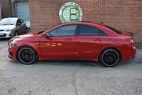 USED 2015 15 MERCEDES-BENZ CLA 2.0 CLA45 AMG 4MATIC 4d AUTO 360 BHP WE OFFER FINANCE ON THIS CAR