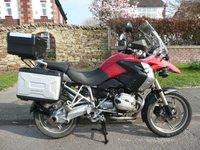 2010 BMW R SERIES 1.2 R 1200 GS 1d  £4995.00