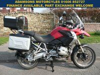 USED 2010 60 BMW R SERIES 1.2 R 1200 GS 1d