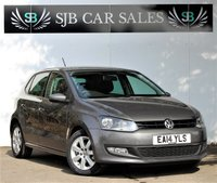 USED 2014 14 VOLKSWAGEN POLO 1.2 MATCH EDITION 5d 59 BHP New Service & Mot
