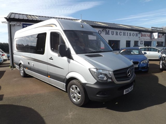 USED 2017 67 MERCEDES-BENZ SPRINTER 2.1 314CDI 1d 140 BHP