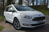 USED 2016 16 FORD GALAXY 2.0 TITANIUM X TDCI 5d 177 BHP