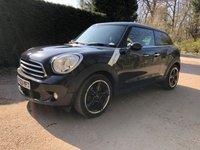 2013 MINI COOPER 1.6 COOPER 3d 122 BHP £8250.00