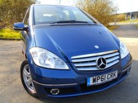 USED 2012 61 MERCEDES-BENZ A-CLASS 2.0 A180 CDI AVANTGARDE SE 5d 108 BHP ** DIESEL, YES ONLY 65K, ALLOYS, FABULOUS EXAMPLE **