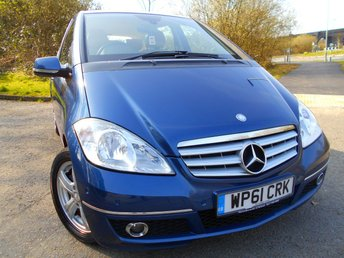 2012 MERCEDES-BENZ A-CLASS 2.0 A180 CDI AVANTGARDE SE 5d 108 BHP ** DIESEL, YES ONLY 65K, ALLOYS, FABULOUS EXAMPLE ** £4995.00
