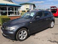 USED 2007 57 BMW 1 SERIES 1.6 116I SE 5d 114 BHP