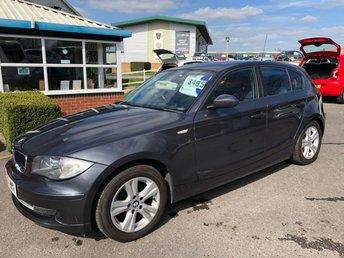 2007 BMW 1 SERIES 1.6 116I SE 5d 114 BHP £SOLD