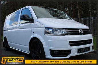 013ab5075d Used Volkswagen vans in Prudhoe from Trade Cars   Commercials