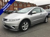 USED 2010 60 HONDA CIVIC 1.3 I-VTEC TYPE S 3d 98 BHP Great Looking Car