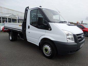 2012 FORD TRANSIT 2.4 350 SRW 1d 100 BHP £5995.00