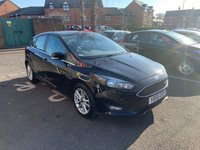 USED 2016 65 FORD FOCUS 1.6 ZETEC 5d AUTO 124 BHP GREAT SPEC ZETEC WITH VERY LOW MILEAGE ONLY 7257 FROM NEW!!! ALLOY WHEELS, AIR CON, HEATED FRONT SCREEN, FULL SERVICE HISTORY ALL OF OUR VEHICLES MEET LARGE CITY EMISSION STANDARDS!