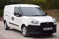 2014 FIAT DOBLO 1.6 16V MULTIJET  105 BHP £4650.00