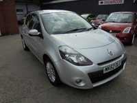 USED 2012 62 RENAULT CLIO 1.1 EXPRESSION PLUS 16V 3d 75 BHP