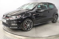USED 2016 66 VOLKSWAGEN POLO 1.8 GTI 3d 189 BHP