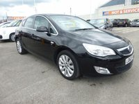 USED 2010 60 VAUXHALL ASTRA 1.6 ELITE 5d AUTO 113 BHP GOT A POOR CREDIT HISTORY * DON'T WORRY * WE CAN HELP * APPLY NOW *