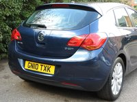 USED 2010 10 VAUXHALL ASTRA 1.7 SE CDTI 5d 123 BHP FSH A/C OVER 50 MPG VGC