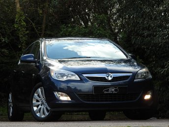 2010 VAUXHALL ASTRA 1.7 SE CDTI 5d 123 BHP £3790.00