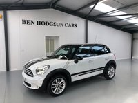 2012 MINI COUNTRYMAN 1.6 COOPER D ALL4 5d 112 BHP £9995.00