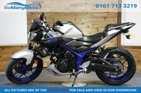 USED 2017 67 YAMAHA MT-03 MT-03 ABS MTN320-A