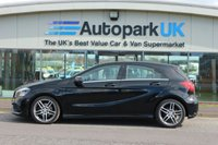 USED 2016 16 MERCEDES-BENZ A-CLASS 1.6 A 180 AMG LINE EXECUTIVE 5d 121 BHP LOW DEPOSIT OR NO DEPOSIT FINANCE AVAILABLE