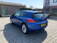 USED 2012 12 VOLKSWAGEN SCIROCCO 2.0 TDI BLUEMOTION TECHNOLOGY 2d 140 BHP Sat-Nav, Cruise Control, Warranty, New MOT, Finance,