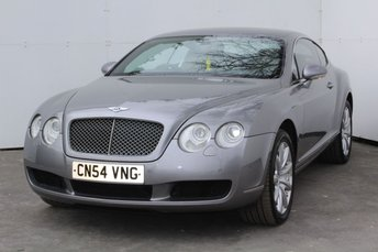 2004 BENTLEY CONTINENTAL 6.0 GT 2d AUTO 550 BHP £20000.00