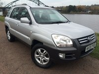 USED 2006 55 KIA SPORTAGE 2.0 XE 5d 136 BHP ***TRADE IN TO CLEAR***