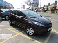 USED 2010 10 FORD FIESTA 1.4 EDGE 5d 96 BHP Very Low Mileage