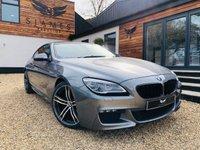 USED 2016 16 BMW 6 SERIES 3.0 640D M SPORT 2d AUTO 309 BHP