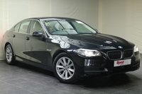 """USED 2013 63 BMW 5 SERIES 2.0 520D SE 4d AUTO 181 BHP 17""""ALLOYS+CLIMATE CONTROL+NAV+PARKING SENSORS+HEATED FRONT SEATS"""