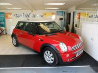 USED 2006 56 MINI HATCH ONE 1.6 ONE SEVEN 3d 89 BHP