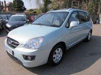 2007 KIA CARENS 2.0 GS CRDI 5d 138 BHP £2700.00
