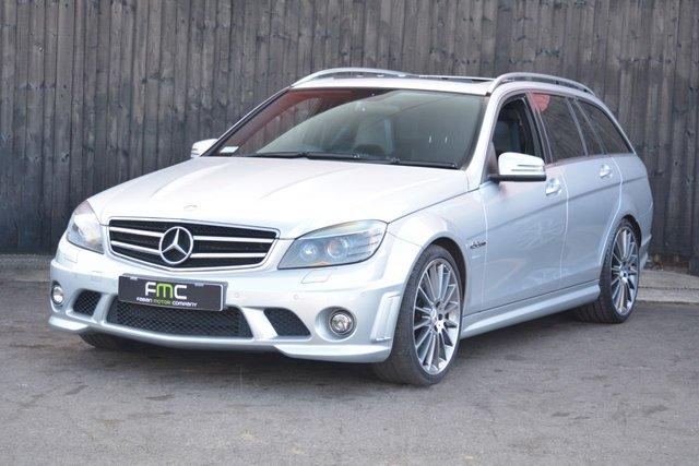 2010 10 MERCEDES-BENZ C-CLASS 6.2 C63 AMG 5d AUTO 451 BHP